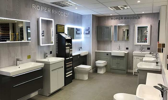 Hampton Bathrooms showroom 2