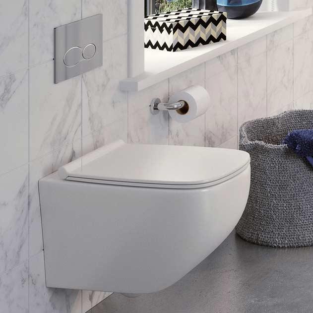 Crosswater Infinity Toilet