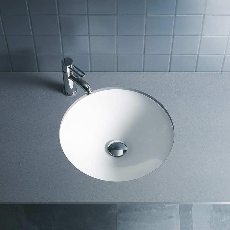 Duravit Architec under counter sink bathroom basin
