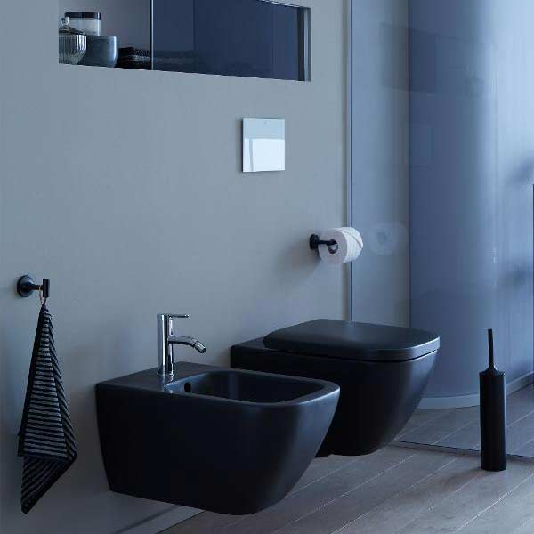 Duravit HD2 Dunkel WC & Bidet
