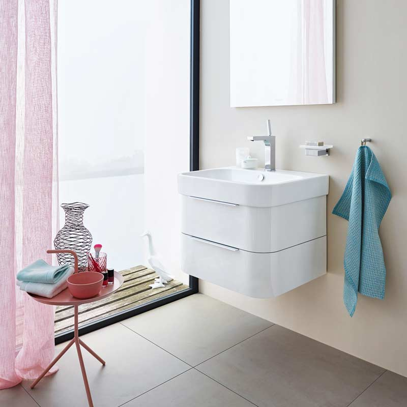 Happy D2 Duravit bathroom sink