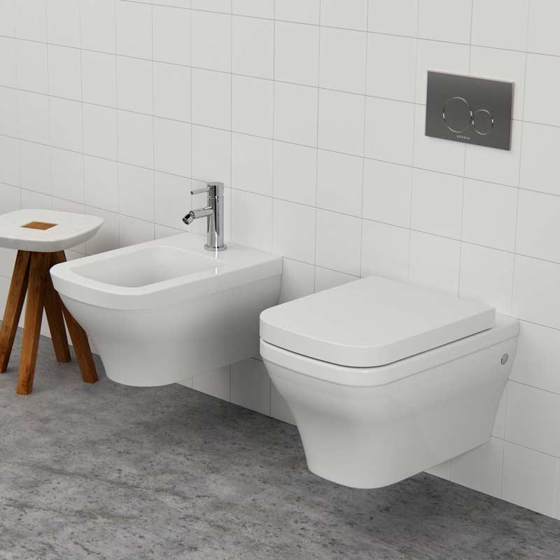 Saneux Indigo RS IND14 Toilet and Bidet