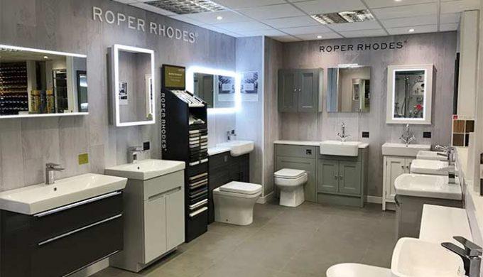 Hampton Bathrooms showroom 2